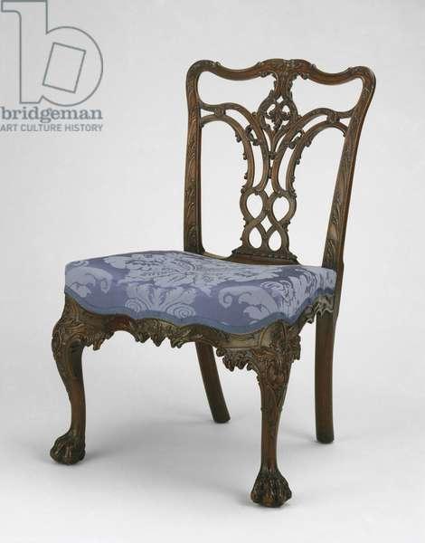 Side Chair,1770 (mahogany & white cedar)