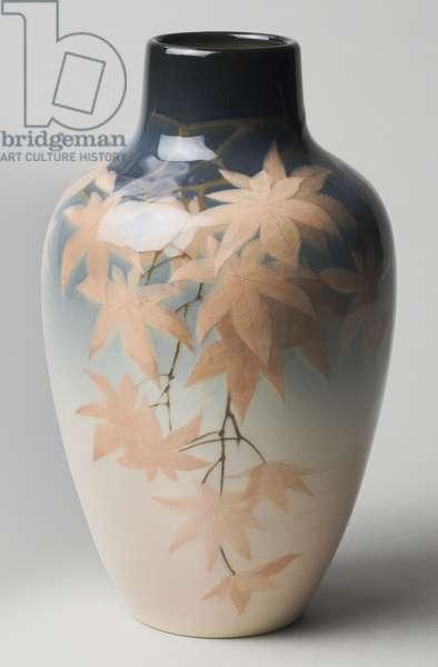 Vase, 1907 (glazed stoneware)
