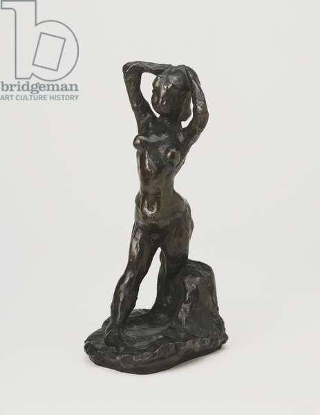 Standing Nude, 1906 (bronze)