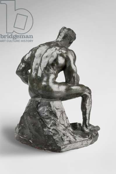 The Athlete, modeled  and cast 1904 (bronze)