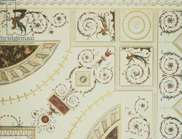 Drawing Room from Lansdowne House, c.1766-75 (photo) (detail)
