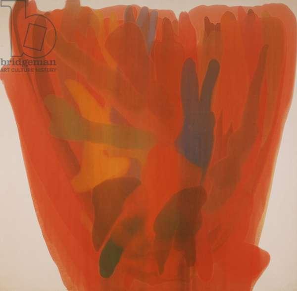 Beth, 1960 (acrylic resin on canvas)