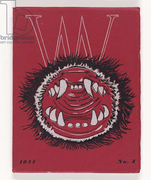 VVV (No. 4), 1944 (paperbound periodical)