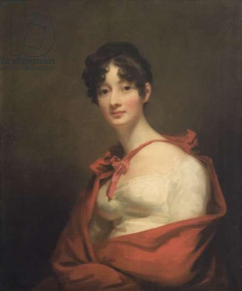 Portrait of Ellen Cochrane, c.1808 (oil on canvas)