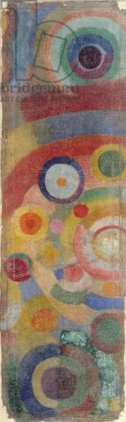 Untitled, c.1925 (oil on burlap)