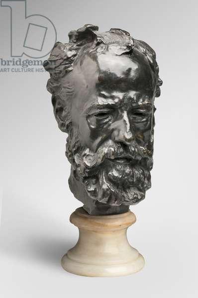 Alphonse Legros, modeled 1881-82, cast by Alexis Rudier (1874-1952), 1925 (bronze)
