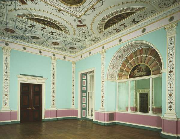 Drawing Room from Lansdowne House, c.1766-75 (photo)