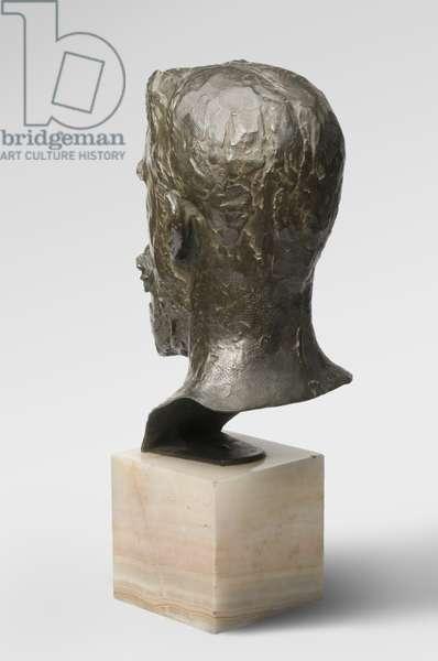 George Bernard Shaw, modeled 1906, cast by Alexis Rudier (1874-1952), 1926 (bronze)