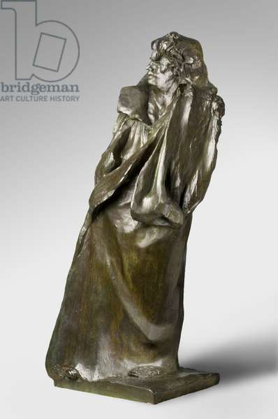 Balzac, modeled 1897, cast by Alexis Rudier (1874-1952), 1925 (bronze)