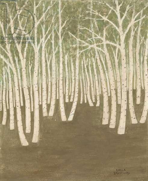 Midsummer Night's Dream, c.1920 (oil on panel)