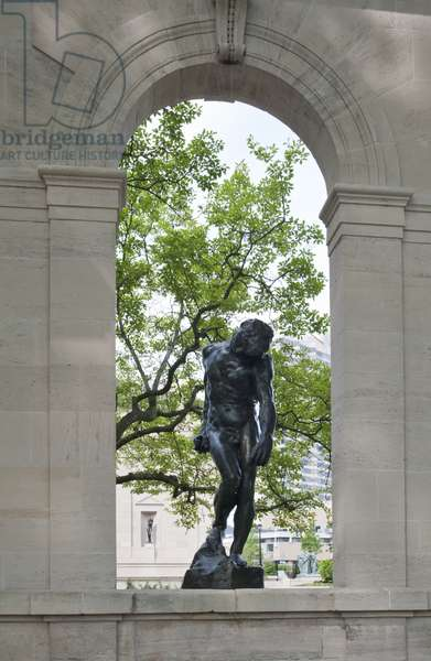 The Shade, modeled 1881-86, cast 1925 (bronze)