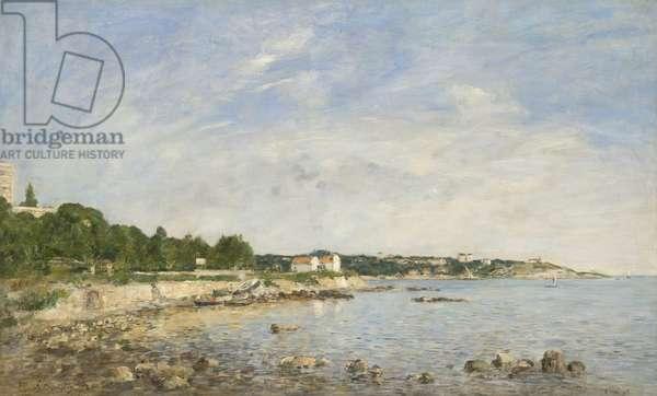 Le Cap, Antibes, 1893 (oil on canvas)