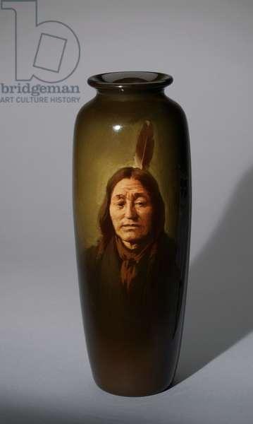 Vase, 1902 (stoneware (standard glaze line))