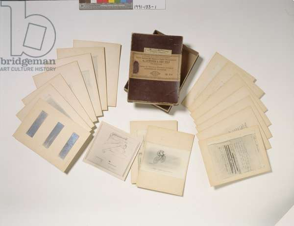 The Box of 1914, 1913-14 (cardboard box with facsimiles)