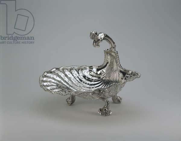 Basket, 1743-44 (silver)