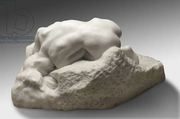 Danaid (The Source), modeled 1885, enlarged 1889, carved by Jean Escoula (1851-1911) before 1902 (marble)