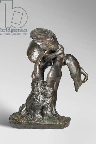 The Benedictions, modeled 1894, cast by Alexis Rudier (1874-1952) in 1925 (bronze)