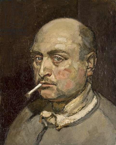 Self-Portrait, 1927 (oil on canvas)