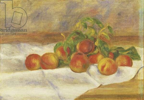 Peaches (Les Pêches), 1895 (oil on canvas)