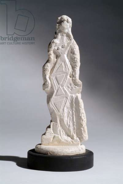 Figure, 1920 (plaster)