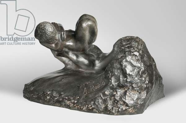 The Hand of the Devil Holding Woman, modeled 1903, cast by Alexis Rudier (1874-1952), 1925 (bronze)