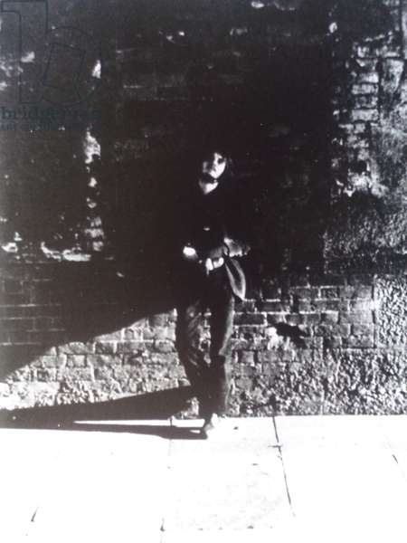 VINTAGE B&W PHOTO No.7, 1974 (PHOTOGRAPH)