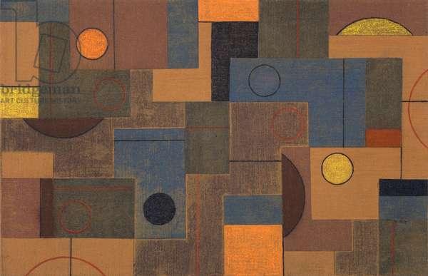 Cubismo, 2002 (acrylic on canvas)