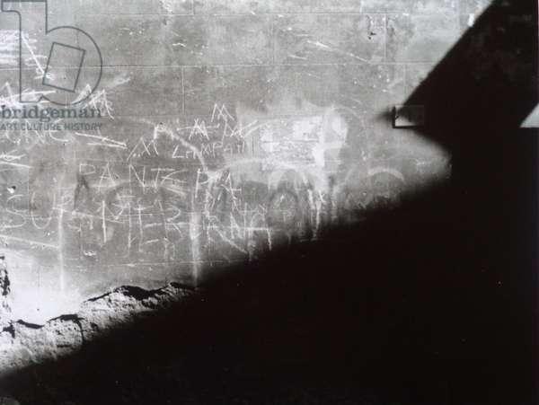 VINTAGE B&W PHOTO No. 2, 1989, (PHOTOGRAPH)