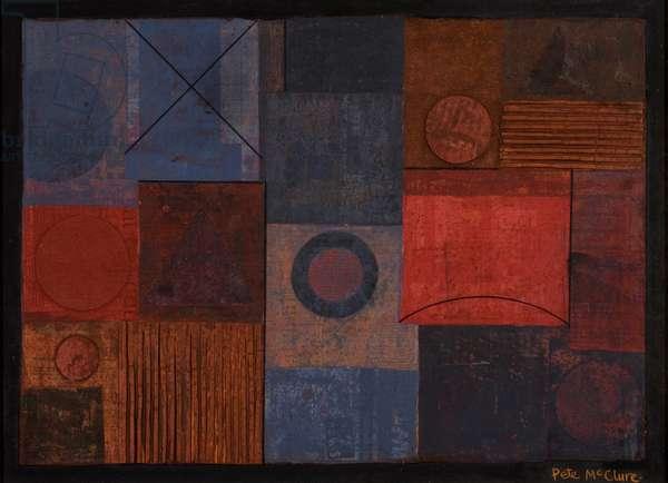 Periphery, 2003 (mixed media)