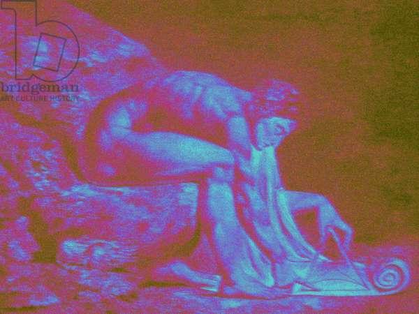 GEOMETRIST: ISAAC NEWTON...PIX-ELATED.2014