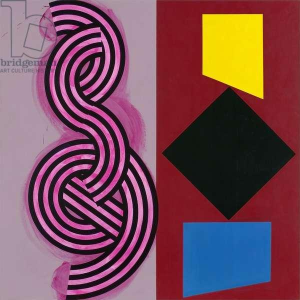 Anima Animus III, 1998 (acrylic (Liquitex and Golden) on linen)