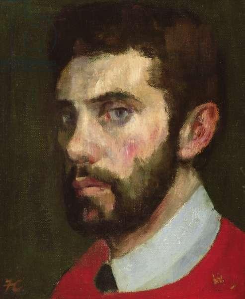 Self Portrait, 1959 (oil on canvas)