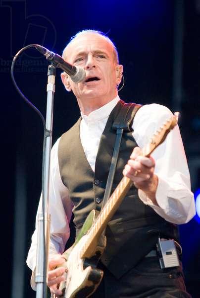 Rockers Status Quo in concert, 6 August 2011
