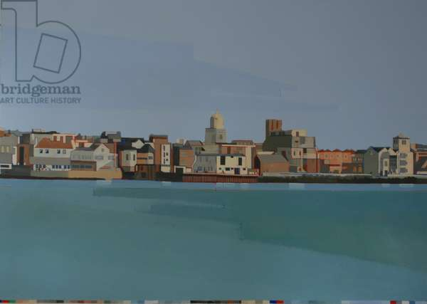 Old Portsmouth, 2010 (oil on canvas)