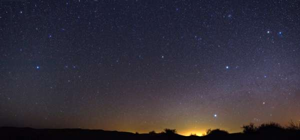 Hydra Constellation - Constellation of Hydra - Large field showing the hydra (hydra, or female hydra), the largest constellation in the sky. Wide field showing the constellation of Hydra, the largest constellation in the sky