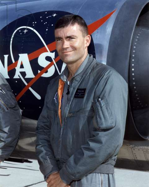 Apollo 13: Fred Haise - The pilot and astronaut Fred W. Haise. 07/04/1966. The pilot and astronaut Fred W. Haise. Apr 07 196