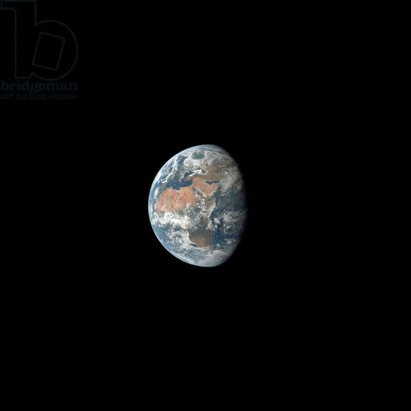 Apollo 11: Earth - Apollo 11: Earth - The Earth seen by Apollo 11 in July 1969. Africa and Europe. Earth as seen from Apollo 11 in July 1969. Africa and Europe