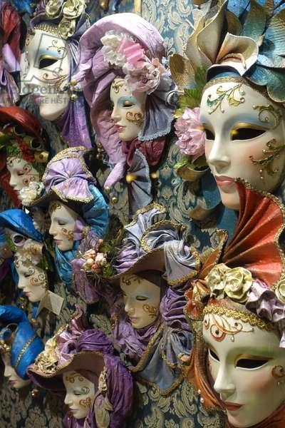 Masks of Carnival - Venice - Carnival Masks - Venice