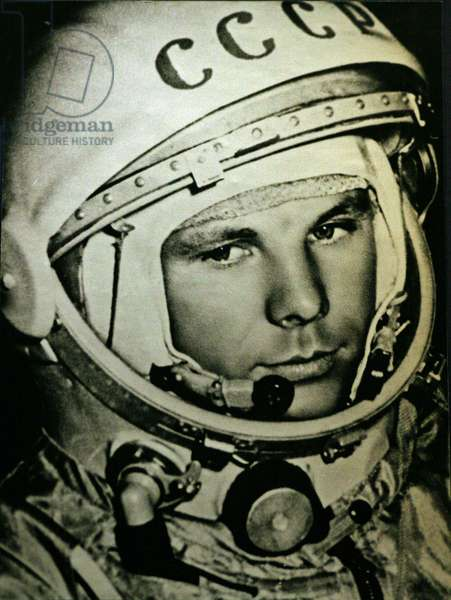 Yuri Gagarin - Yuri Gagarin - Yuri Gagarin (1934 - 1968), the first man to travel in space (April 12, 1961). Yuri Gagarin (1934 - 1968), the first man in space (on April 12, 1961)