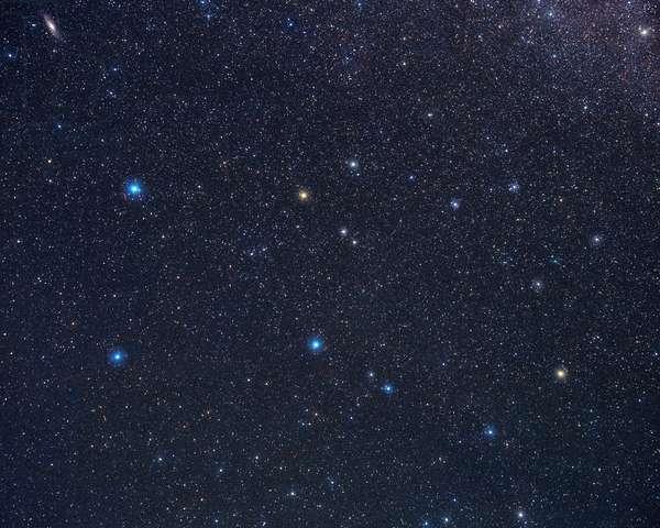 Constellation Pegase - Constellation of Pegasu