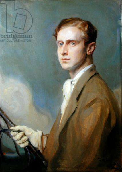 Patrick de Laszlo, 1932 (oil on canvas)