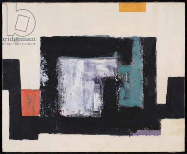 Untitled, 1956 (oil on canvas)