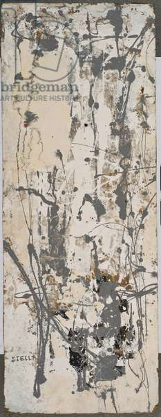 Abstract Composition, c.1950s (oil on homosote panel)