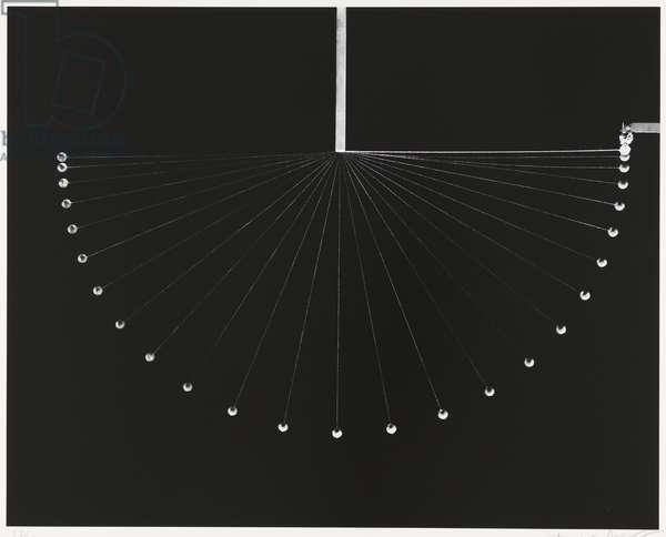 Swinging Ball, c.1940s-60s, printed 1982 (gelatin silver print)