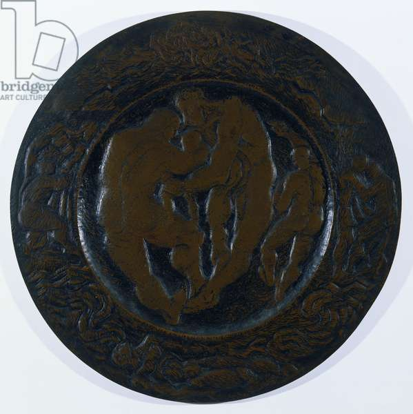 Untitled, 1938 (oxidized copper)