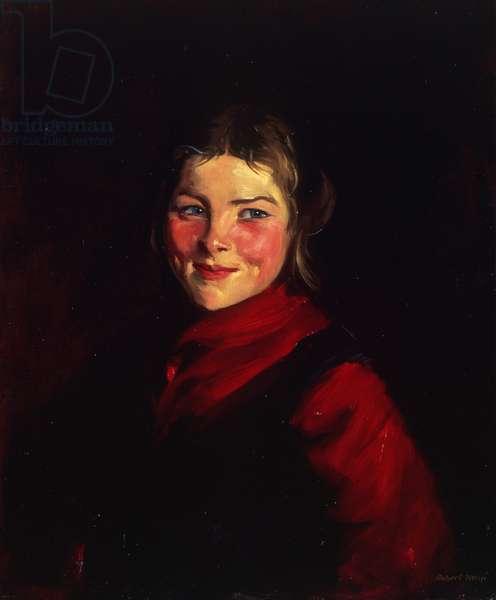Mary, 1913 (oil on canvas)