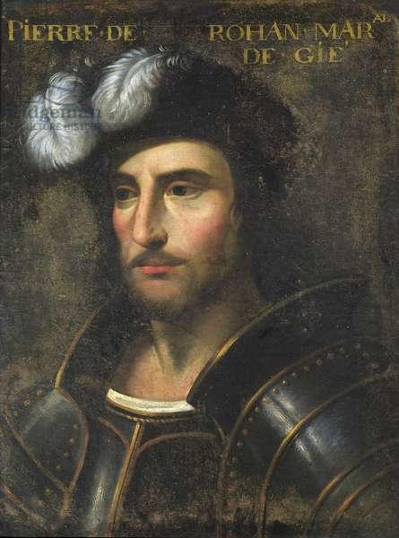 Pierre de Rohan (1451-1513) Sire de Gie (oil on canvas)