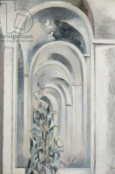 Convolvulus, 1930 (oil on canvas)