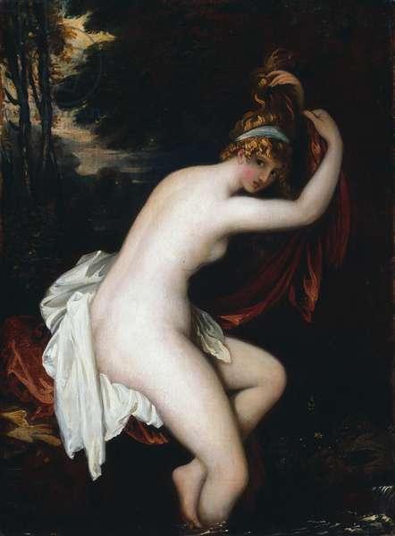 Arethusa, c.1802 (oil on canvas)
