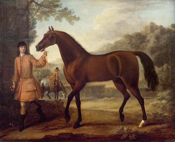 The Godolphin Arabian (oil on canvas)